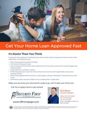 Borrower Checklist - Nick Barta - Securi