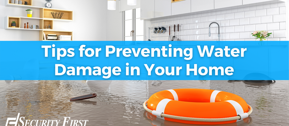 Tips for Preventing Water Damage in Your Home