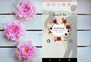 Aplicatie pentru nunta