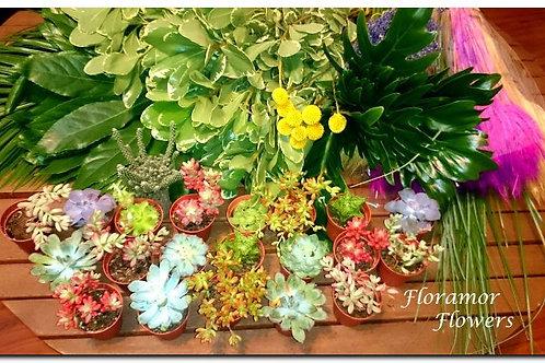 Atelier de creatie florala si relaxare