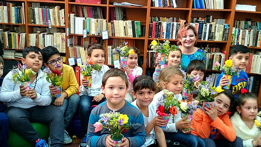Ateliere de creatie florala