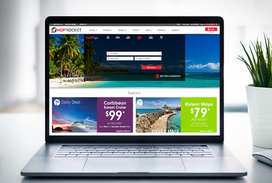 HopRocket Website