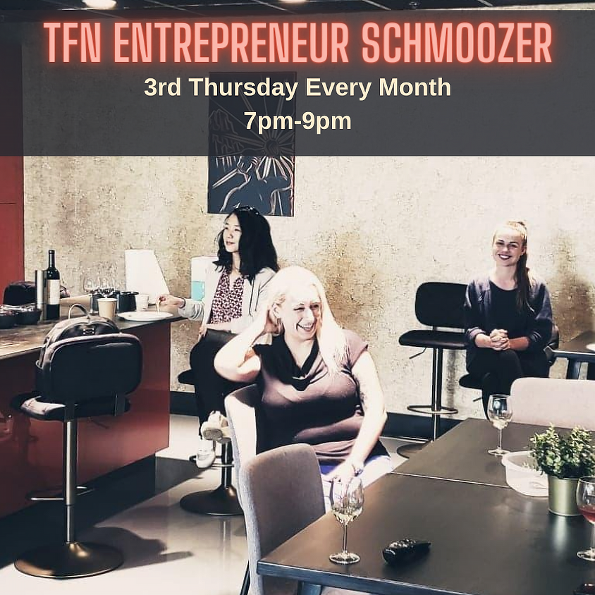 Tri-Cities Entrepreneur Schmoozer!