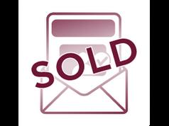 Registration Confirmation Email - SOLD