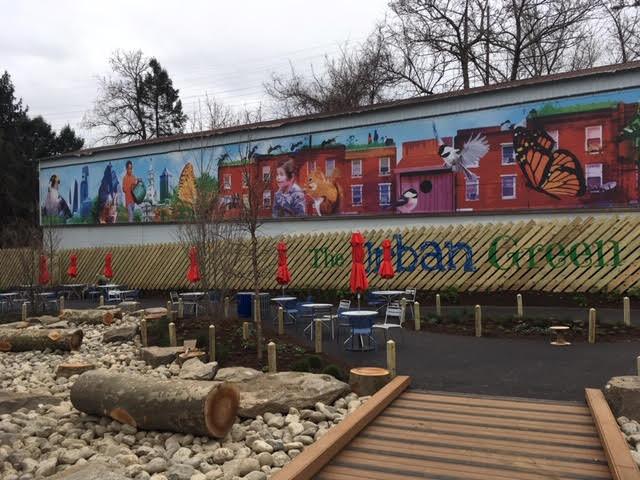 The Philadelphia Zoo Urban Green Project
