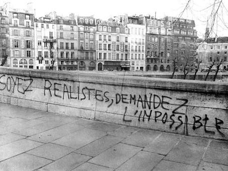La reivindicación estética. Del mayo del 68 a la Colombia del 2020