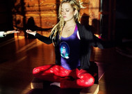 """Britt Explores the idea of """"Right Use of Energy"""" from Yogic Teachings"""