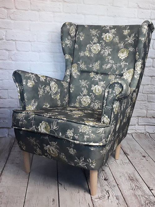 Fotel USZAK RÓŻE
