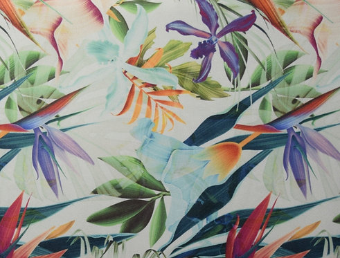Tkanina obiciowa tapicerska  EXOTIC