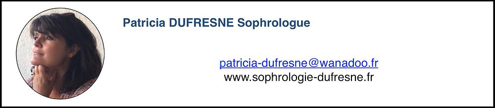 Patricia Dufresne sophrologue