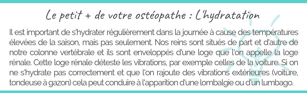 Caroline FAIVRE Ostéopathe