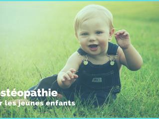 L'ostéopathie pour les jeunes enfants