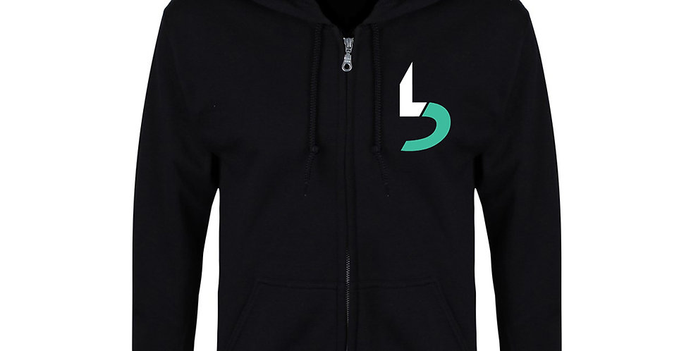 LiquiDance Zip Up Hoodie