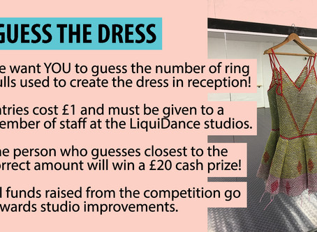 Ring Pull Dress Challenge