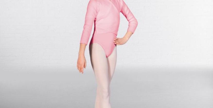 Pink Ballet Cardigan