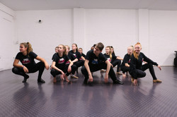 Street Dance and Freestyle Classes
