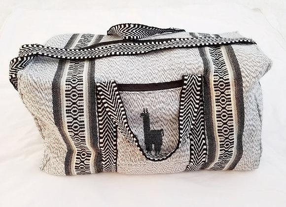 llama duffle bag