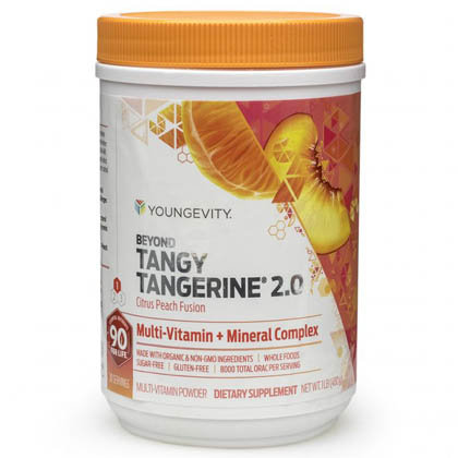 Beyond Tangy Tangerine - 90 For Life