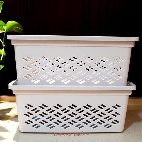 Medium Stackable Basket