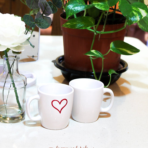 White Mug (FREE personalisation)