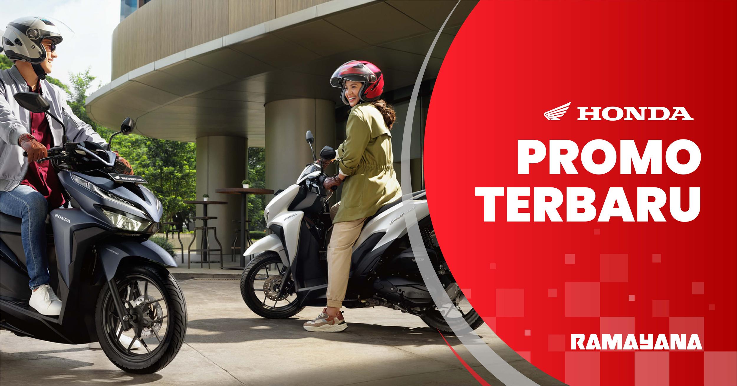 Penjualan Kredit Motor Honda Hondaramayana