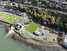 PDSC - aerial view of club within the vi