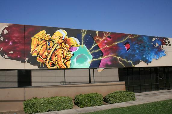 Sacramento mural festival, 2017