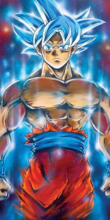 Goku Ultra Instinct print