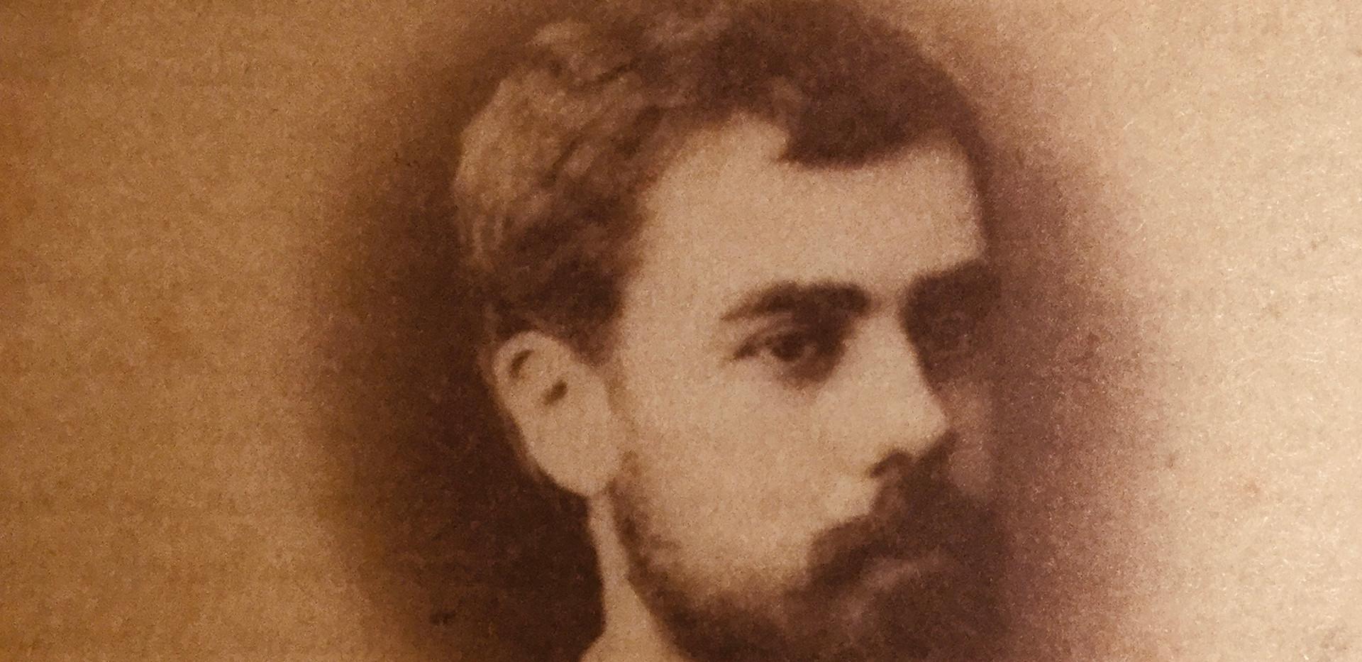 1881. MTG com 21 anos.