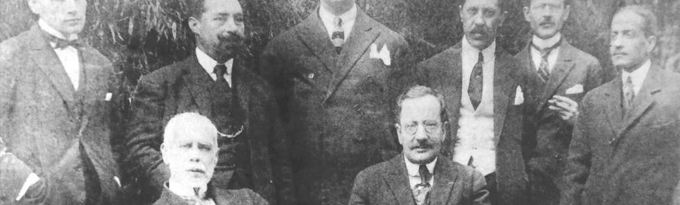 1922. Génova.