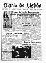 Trasladação de Teixeira Gomes para Portimão