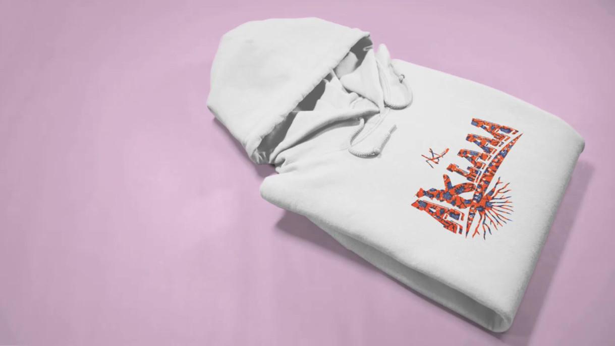 Aklaaa Pose de T-shirt