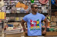 A man Aklaaa Togo Flag
