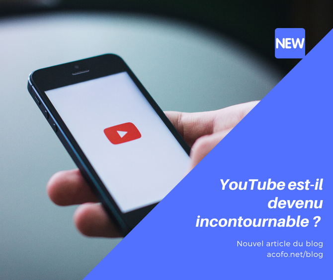 YouTube est-il devenu incontournable ?