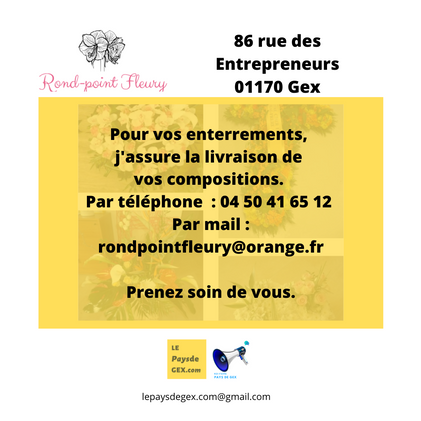 Rond point fleury