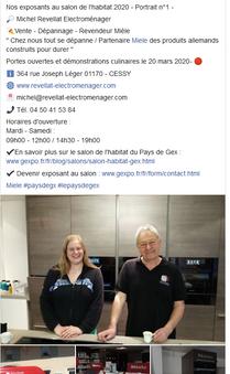 Publication Facebook