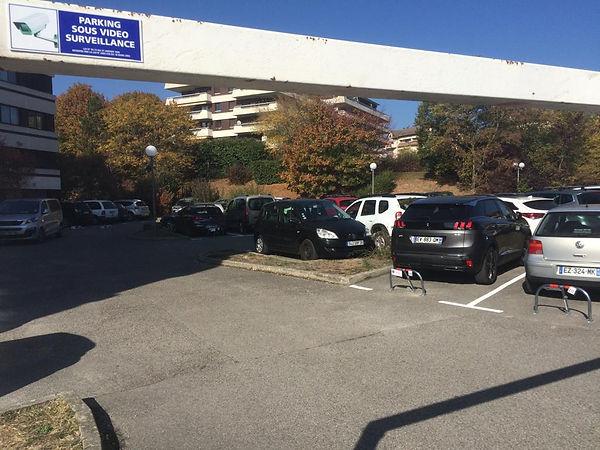 parking-agir aéroport Genève