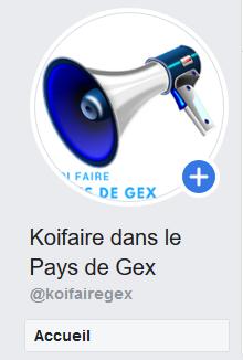 Koifaire dans le Pays de Gex