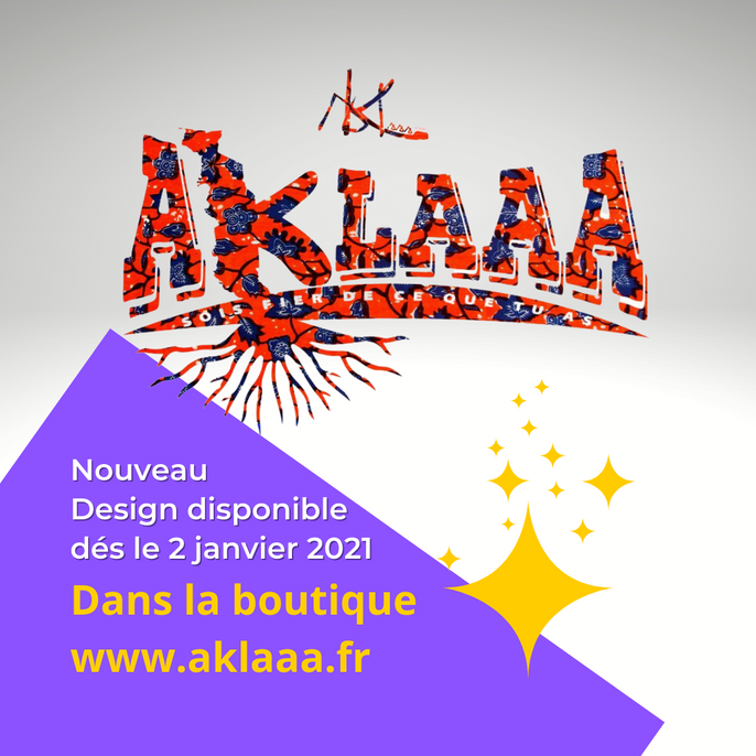 Aklaaa _ Nouveau design disponible 2021.