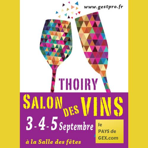 Salon des vins - Thoiry 2021