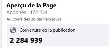 170 000 abonnés à la page Facebook Aklaaa
