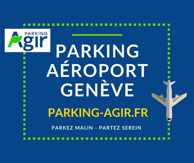 """Lancement d'un nouveau site """"Parking-Agir.fr"""""""