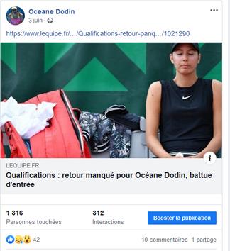 Facebook Ocean Dodin