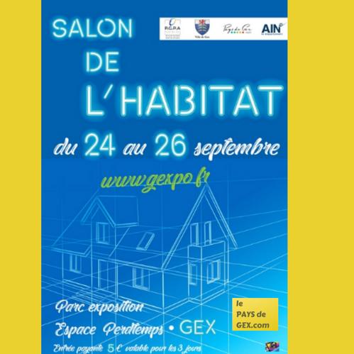 Salon de l'habitat de Gex 2 021