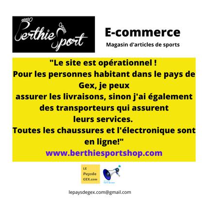 Berthie Sport