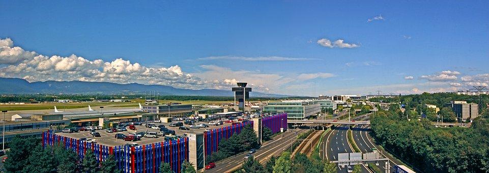 aéroport de Genève Parking