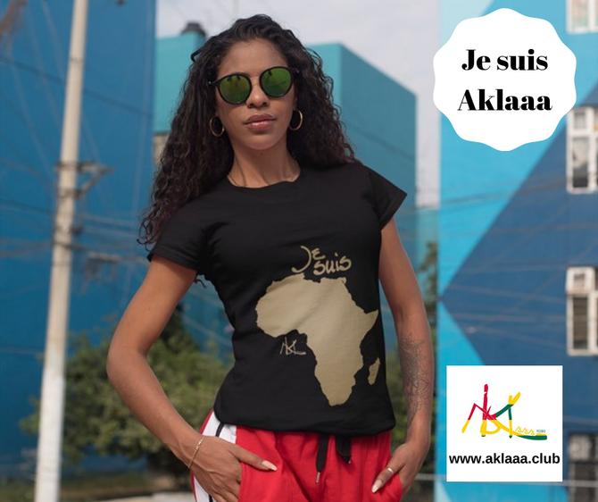 La dernière campagne visuelle pour Aklaaa