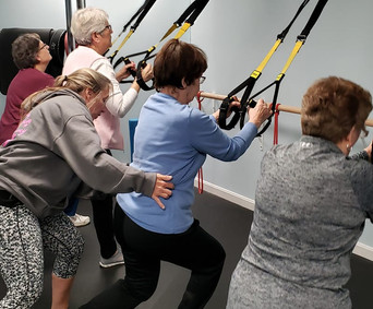 Integrated Fitness of Dover - TRX Classes