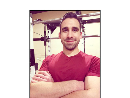 Trainer Highlight: Tyler Parks, ACE Certified Personal Trainer
