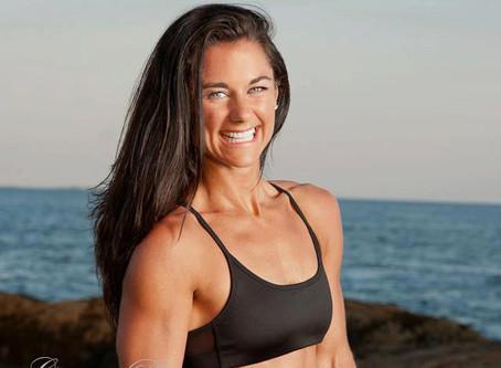 Trainer Highlight: Chloe Fellman, AFAA Certified Personal Trainer